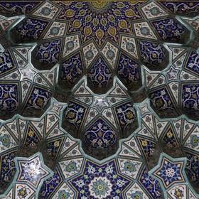 محراب شبستان