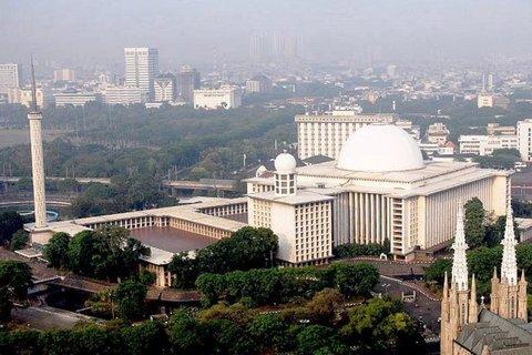 مسجد استقلال اندونزی